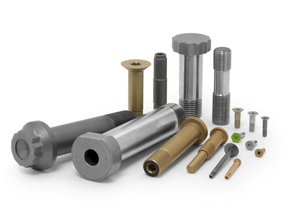AIC high strength precision fasteners