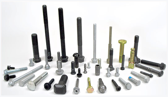 Metalac high resistance fasteners